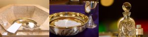 Baptism, Holy Eucharist and Confirmation oil