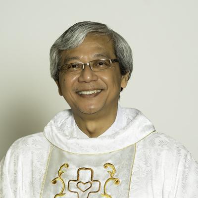 Rev. Fr. Aegidius Warsito SCJ Pastor