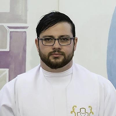 Rev. Fr. Antônio Maria Resende Pereira, SCJ Associate Pastor