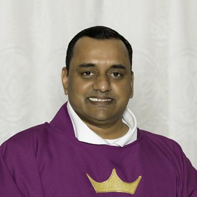 Rev. Fr. Martin K. Antony, SCJ Associate Pastor