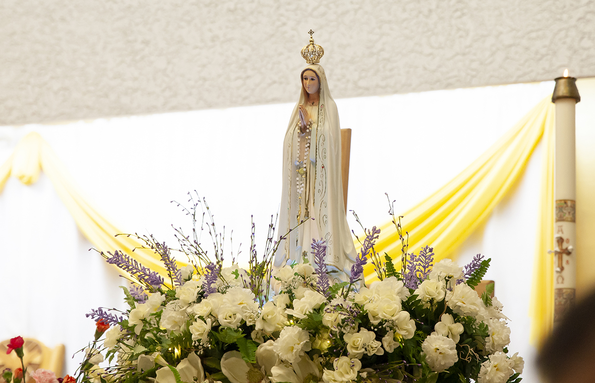 Picture of Mother Mary